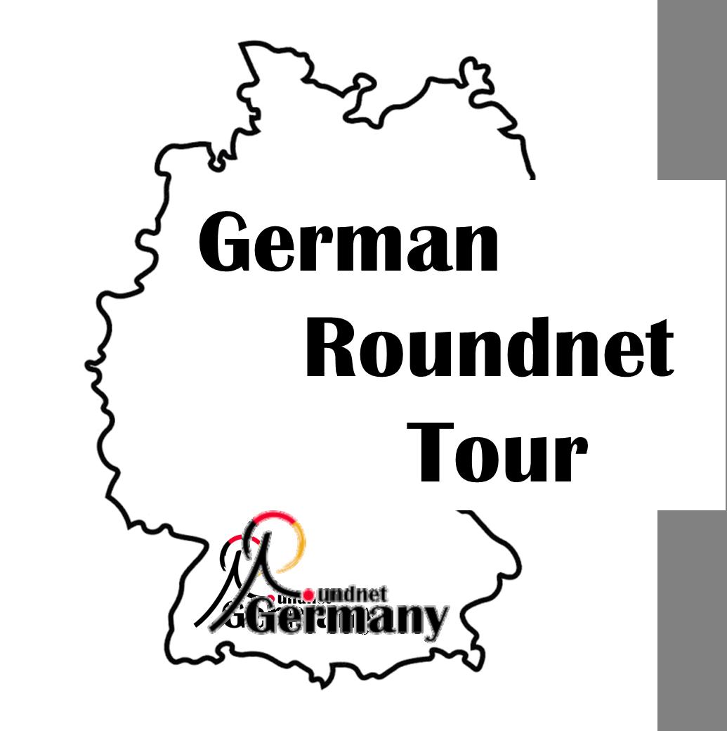German Roundnet Tour