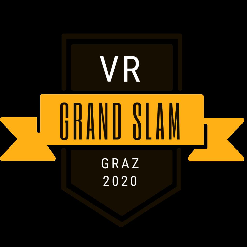 Das Logo des VR Grand Slam Graz 2020