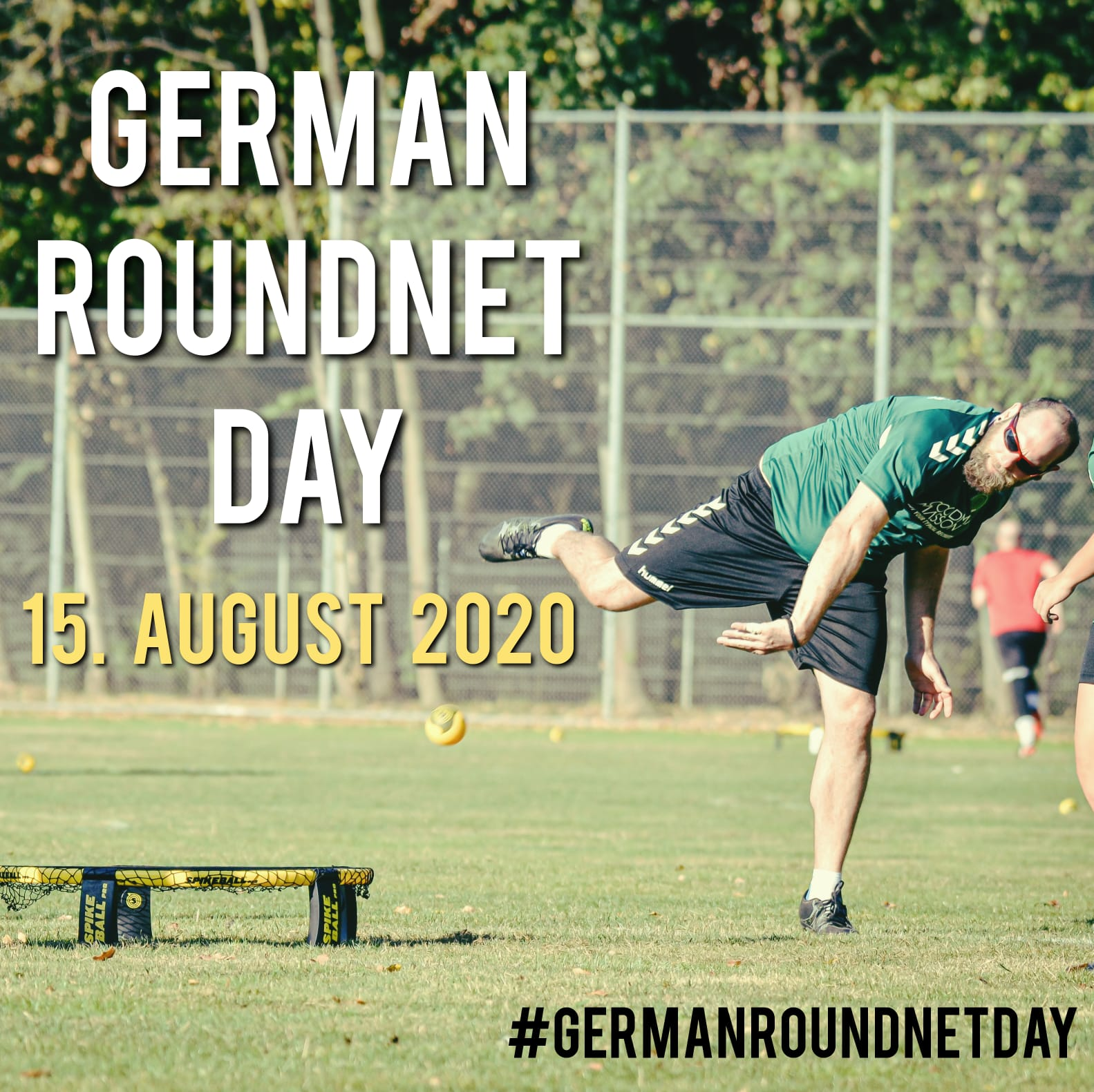 German Roundnet Day